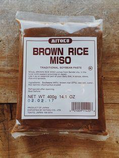 Mitoku Brown Rice Miso