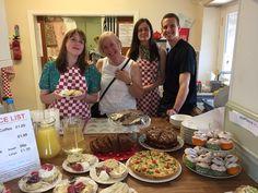 cake sale for PCA Change, Baking, Coffee, Kaffee, Patisserie, Backen, Bread, Bakken, Cup Of Coffee