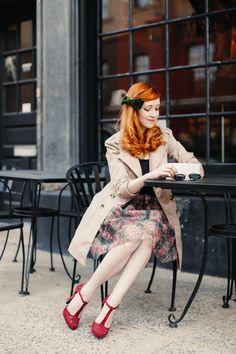 The Clothes Horse: Outfit: La Dolce Vita
