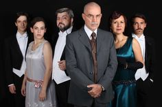 27 de Junio de 2014 #Teatro: Ha Llegado un Inspector @ Teatro Trasnocho