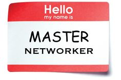 How to become a master networker