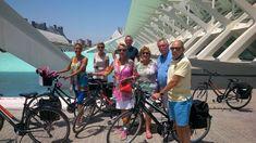 Een leuke foto stop tijdens de fiets tour in Valencia kan altijd. Boek op tijd want je gaat altijd op pad met dezelfde vrolijke Nederlandse gids, Esther!