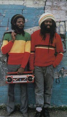 Rasta Reggae Jamaica  Old school vibes
