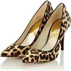 #michaelkors #leo #leoopard #pumps
