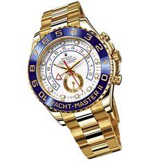 Reloj Rolex de oro.