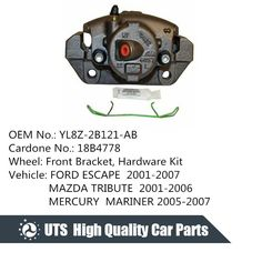 Front Left Brake Caliper For 2001-2007 Toyota Highlander 2002 2003 2004 Cardone
