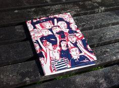 football chants book by MarkLong on Etsy