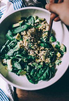 Insalata di miglio e avocado - Millet and Avocado Salad 8