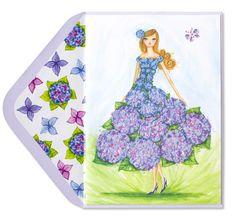 butterfly dresses by bella pilar images | Bella Pilar Hydrangea Girl