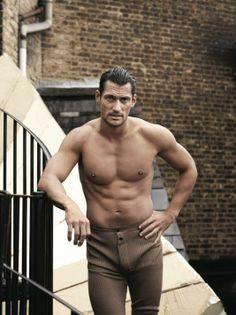 10 Men Magazine Winter/Spring 2012/2013 Photographed by Paul Wetherell Model: David Gandy