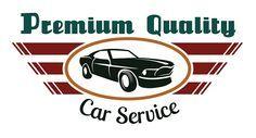 Illustrator Tutorial: How to Create a Vintage Car Service Logo