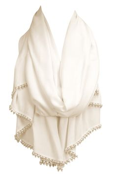 Buy Coast Theresa Pearl Wrap, Ivory from our Women's Scarves range at John Lewis & Partners. Wedding Guest Accessories, Coast Stores, Bridal Cover Up, Dress Outfits, Fashion Outfits, Hijab Outfit, Diy Fashion, Winter Fashion, Glamour