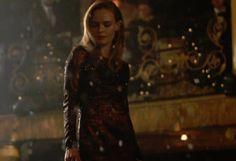 Kate Bosworth sings Winter Wonderland in Topshop campaign