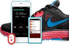 Sensor nike plus! É só conectar com o ipod que ele te dá o seu desempenho na corrida! Air Max Sneakers, Sneakers Nike, Workout Music, Ipod Nano, Sport Photography, Sport Motivation, Sport Man, Sport Fashion, Workout Videos