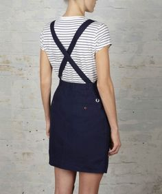 Image result for fred perry pinafore dress