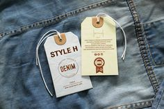 Brand Identity, Branding, Fashion Labels, Hang Tags, Mac, Packaging, Quilts, Appliques, Creativity