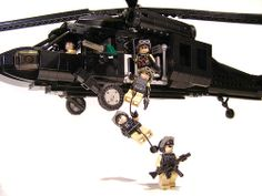 UH-60 Blackhawk by Legohaulic