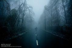 Budapest After Ice Fog