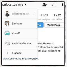 Piilotettu aarre: Miten Instagramiin luodaan yritystili