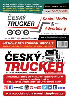 https://flic.kr/s/aHskUJNCP8 | ČESKÝ TRUCKER 05/2017 - magazine for sales promotion | CZECH TRUCKER – a magazine for promoting sales of trucks and commercial vehicles - buses - delivery vans - trailers - municipal and handling equipment – container carriers - construction and agricultural machinery - industrial machinery - spare parts and accessories. #ceskytrucker www.facebook.com/ceskytrucker/