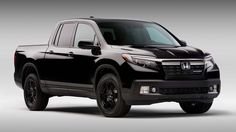2017 Honda Ridgeline Black Edition Pictures Images HD Wallpaper