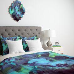 Stephanie Corfee Bluemarine Duvet Cover | DENY Designs Home Accessories