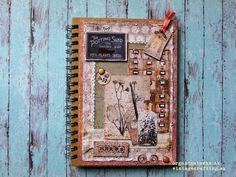 Small notebook - I´m never bored with new notebooks :-)