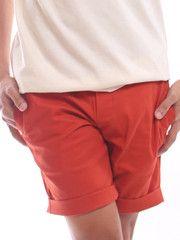 Red Walking Shorts | $22