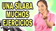 MARAVILLOSOS ejercicios de vocalización con la sílaba FU