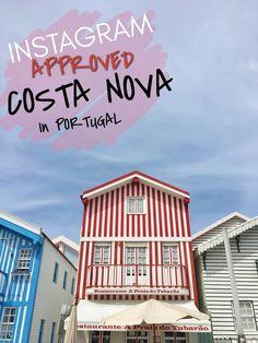 THINGS TO DO IN AVEIRO | COLORFUL COSTA NOVA - Ejnet