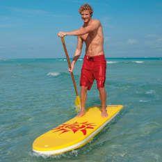 Paddlebuoy Paddleboard and Paddles