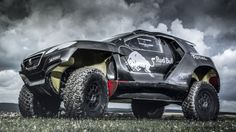 Peugeot 2008 DKR eyes up Dakar with 2WD diesel power