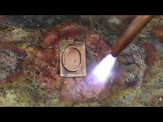 How to Solder Copper Jewelry - YouTube  A good review and demonstration of Rio Grande's ColorMatch copper solder.