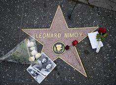 "22.7k Likes, 167 Comments - Star Trek (@startrek) on Instagram: ""Leonard Nimoy gets his #Hollywood Star 32 years ago today! #StarTrek #LLAP #HollywoodStar ⭐️"""