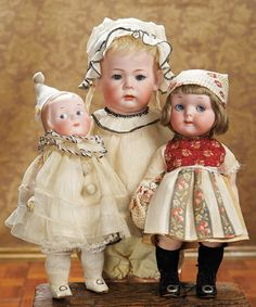 German Bisque Art-Character, 115A, by Kammer and Reinhardt with Rarer Toddler Body 2000/3000