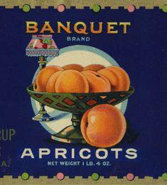 vintage jam label