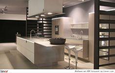 ABK Innovent Mallawa - ABK Innovent keukenblokken & kookeilanden - foto's & verkoopadressen op Liever interieur