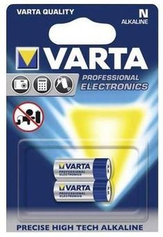 Prezzi e Sconti: #Varta lady n (alcalina) confezione da 2  ad Euro 2.87 in #Varta #Fotografia pile caricabatterie