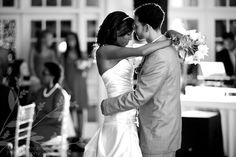 Anna and Spencer Photography, First Dance, Flint Hill Atlanta Wedding