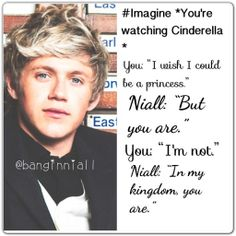 ughh every little girl dreams of being a princess and he's one of the few guys that makes sure she feels like she is :')