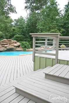Best Paints To Use On Decks And Exterior Wood Features Like Stairs, Outdoor  Bars And Part 29