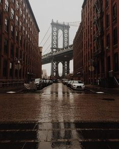 tomorrow by sashadavidov New York Brownstone, Brooklyn Brownstone, Brooklyn Bridge, George Washington Bridge, Park Avenue, City Girl, New York City, Island, Sunset