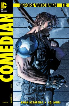 Before Watchmen Comedian Vol 1 1 Variant B