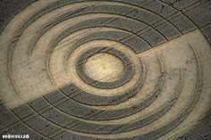 Загадочные круги на полях (60 фотографий). Бавария, 2006 год.