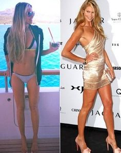 Elle Macpherson stuns at 50: Her yoga, beauty and low carb alkaline diet secrets www.HealthNeuvo.com