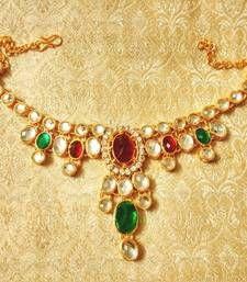 Buy Adjustable Armlet Baju Band Bridal Wedding Jewelry bajuband online