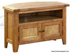 Buy Online Vancouver Petite Oak TV Unit at Besp Oak Furniture Stockist Price. CFS Offers all pieces of Besp Oak Furniture on free & fast delivery all over England and Wales. Corner Cabinet Living Room, Living Room Wall Units, Wooden Living Room Furniture, Oak Furniture House, Lounge Furniture, Oak Corner Tv Unit, Tv Stand Sideboard, Oak Sideboard, Vancouver