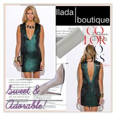 """""""Ilada boutique 2"""" by damira-dlxv ❤ liked on Polyvore featuring women's clothing, women, female, woman, misses and juniors"""