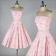 1950s dress by Nardis of Dallas