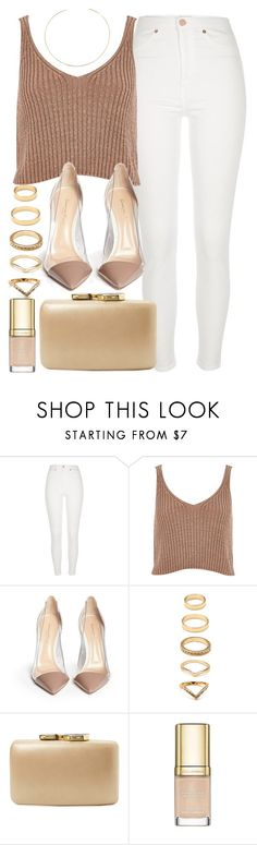 """""""Style #10186"""" by vany-alvarado ❤ liked on Polyvore featuring River Island, Gianvito Rossi, Forever 21, Kayu, Dolce&Gabbana and Minor Obsessions"""